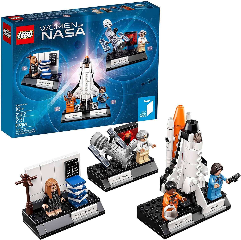 LEGO Ideas Women of NASA