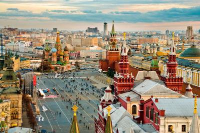 Экскурсия по крышам Москвы: «А из нашего окна Площадь Красная видна»