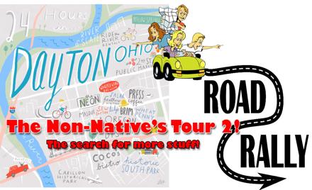 Non-Native's Tour of Dayton 2!