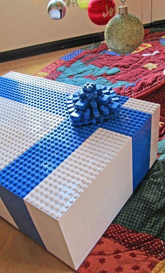 lego Gift Wrappers