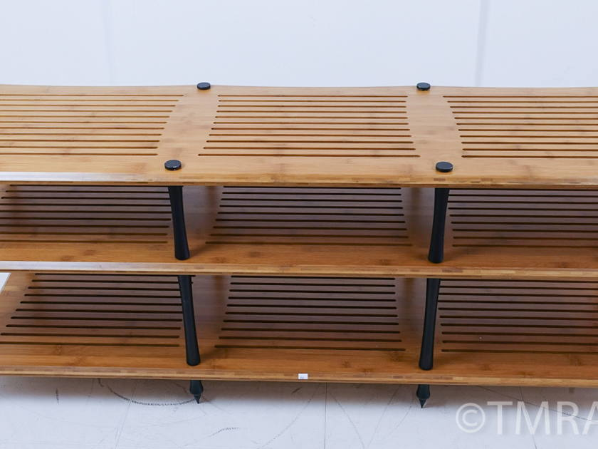 Quadraspire SVT Bamboo Rack; 3 Shelf (9267)