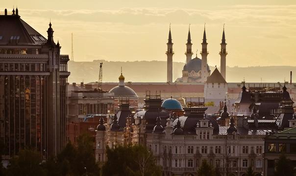 Обзорная фотоэкскурсия с гидом по Казани