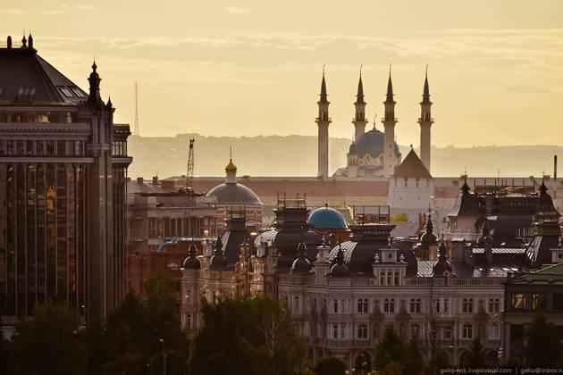 Обзорная фото экскурсия с гидом по Казани. Самые яркие фотографии!