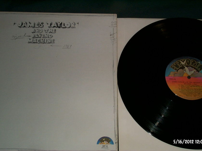 James taylor - And The Flying machine lp nm