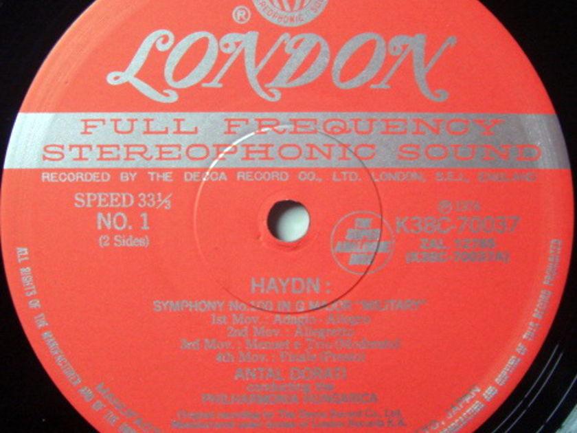 ★Audiophile 180g★ Super Analogue Disc / DORATI, - Haydn Symphonies No.94 Surprise & No.100 Military, MINT!