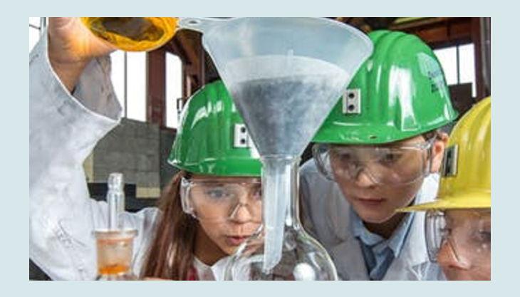stiftung zollverein kinder experimentieren