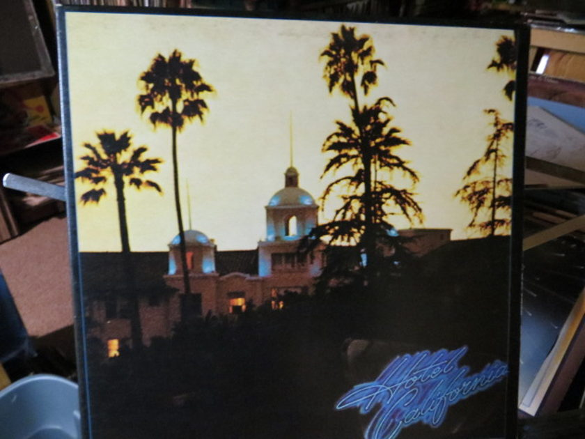EAGLES - HOTEL CALIFORNIA Poster
