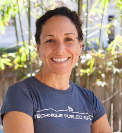 Kim Brackin - Swim Coach