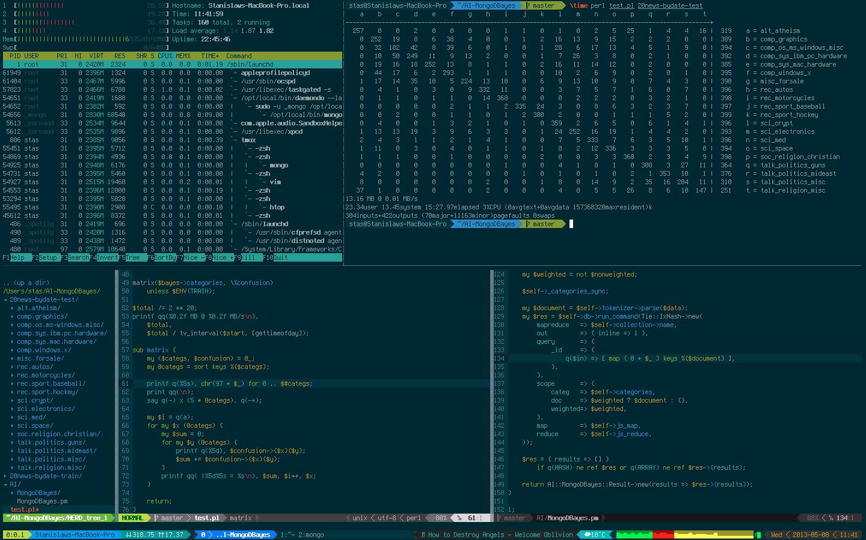 tmux vs screen detailed comparison as of 2017 slant