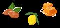 Tonen van geroosterde noten, limoen en karamel.
