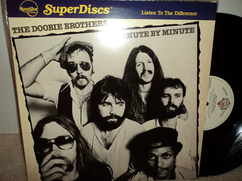 Doobie Brothers (Half-Speed Mastered) - Minute by Minute Nautilus SuperDiscs Like New NM/NM