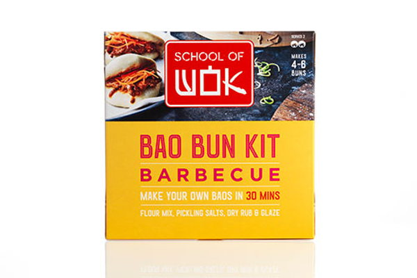 Bao Bun Kits from School of Wok