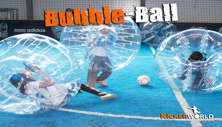 bubble ball bookingkit