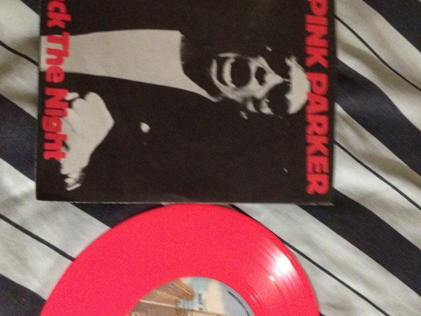 Graham Parker - The Pink Parker Pink Vinyl EP NM Mercury Label