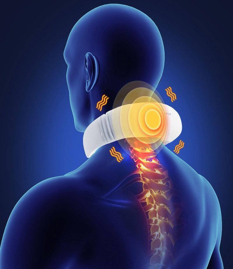 Neck Massager, Electric neck massager, best neck massager - The Neck Massager