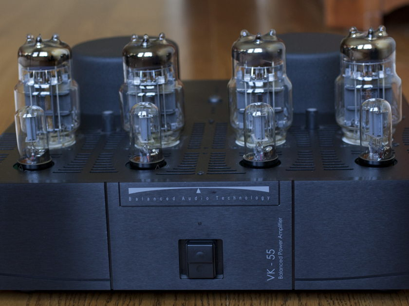 BAT VK-55 Tube Amplifier