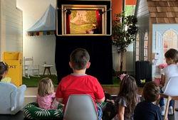 puppentheater kindergeburtstag