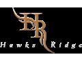Hawks Ridge Golf Club Certificate