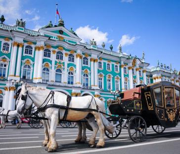 Санкт-Петербург по максимуму