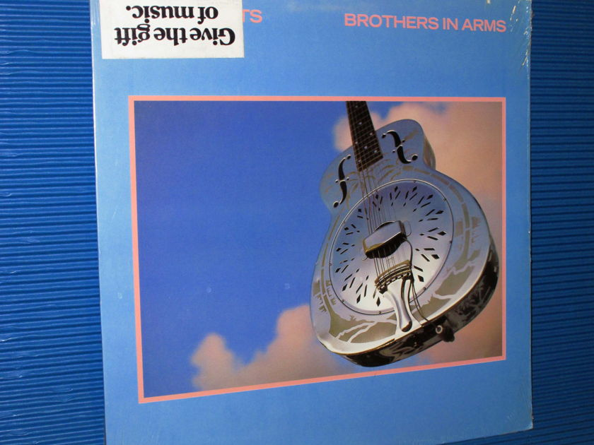 "DIRE STRAITS -  - ""Brothers In Arms"" -  Warner Bros. 1985 original Sealed!"