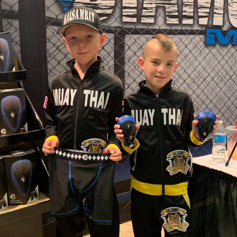 Diamond MMA Youth Groin Protection