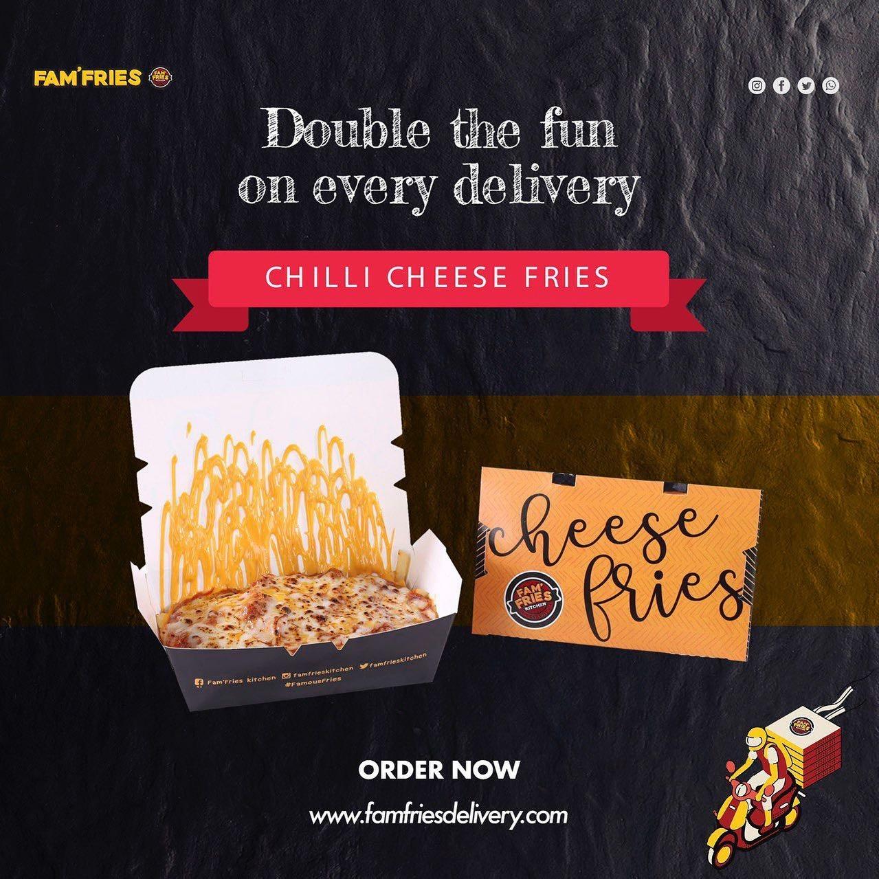 Fam' Fries Kitchen