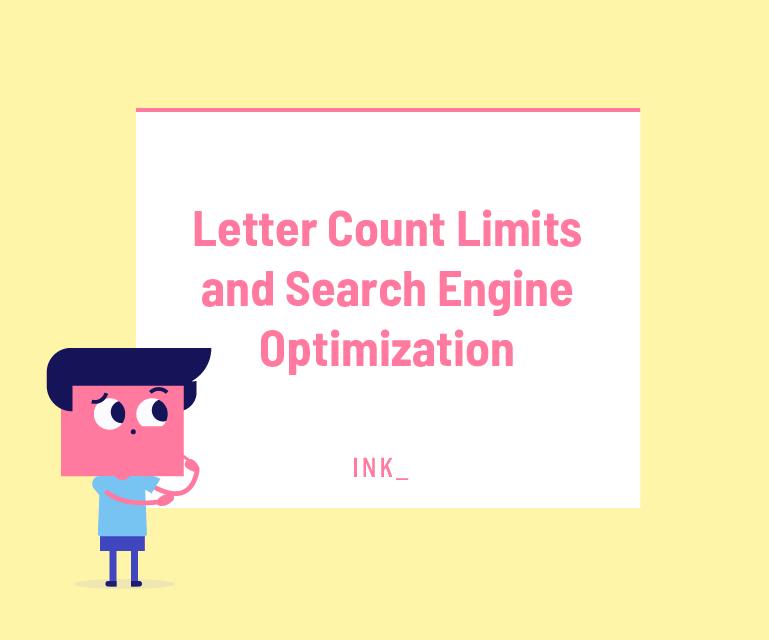 Letter count limits