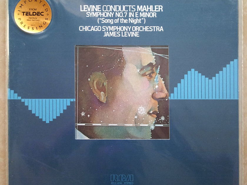 """Sealed/RCA Digital/Levine/Mahler - Symphony No.7 """"Song of the Night"""""""