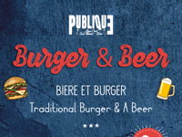 BURGER & BEER image