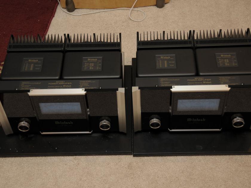 McIntosh MC501 Monoblock Amps