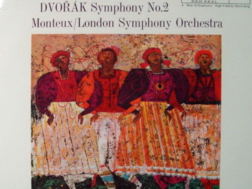 ★Audiophile 200g★ RCA-Classic Records / MONTEUX, - Dvorak Symphony No.2, MINT(OOP)!