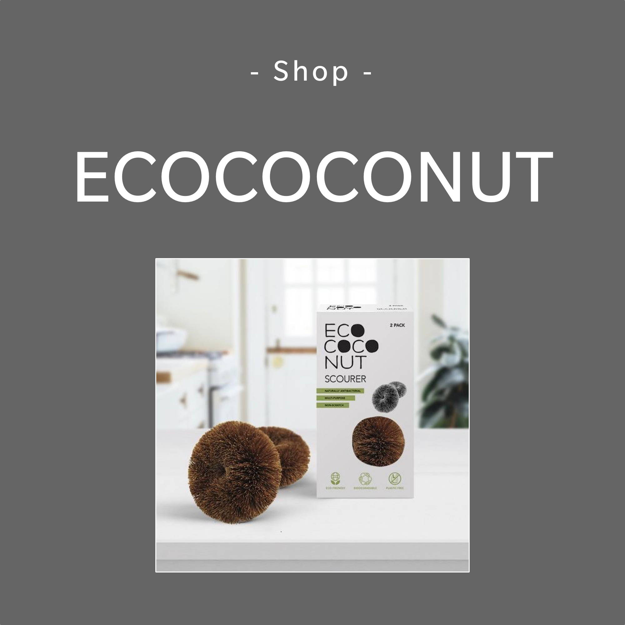Ecococonut Brand Page