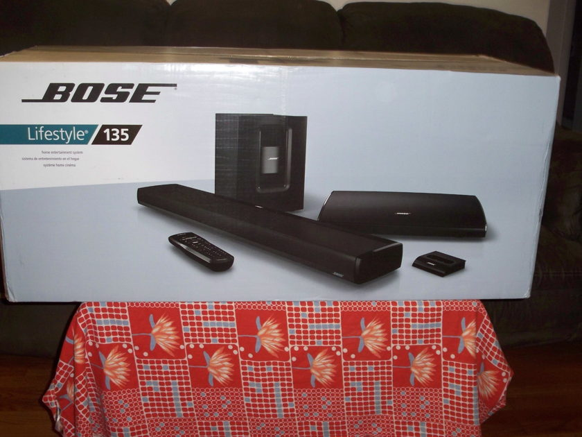 Bose Lifestyle 135 Home Theater System 135 Home Theater System