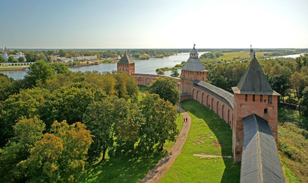 Великий Новгород: сердце земли русской