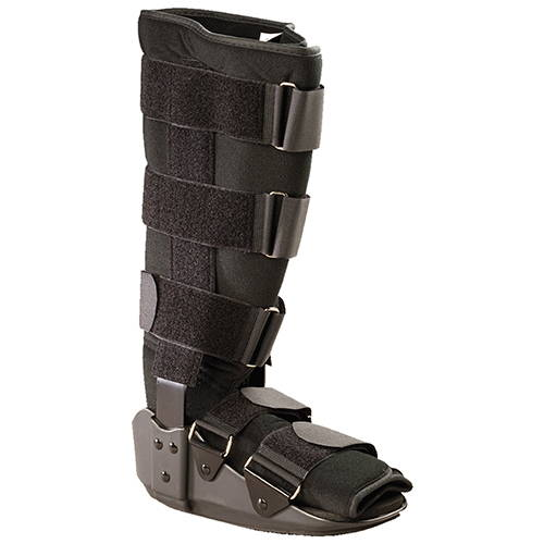 CMS-001-17 / WALKER BOOT TALL / REGULAR