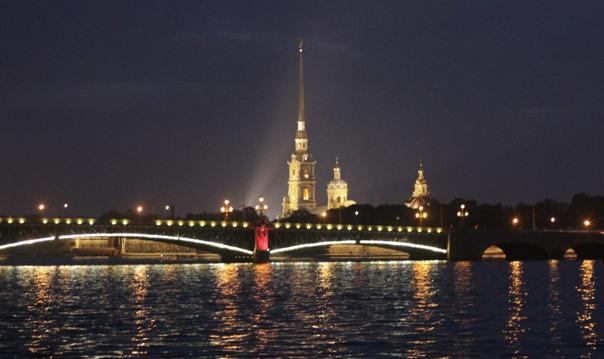 Индивидуальный гид в Санкт-Петербурге