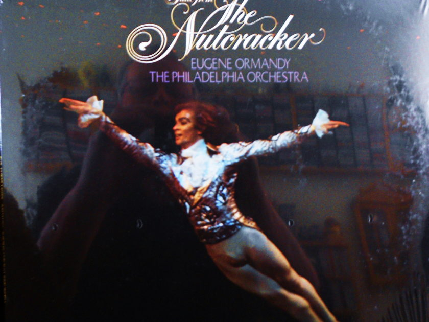 FACTORY SEALED ~ TCHAIKOVSKY ~ EUGENE ORMANDY ~ PHILADELPHIA ORCHESTRA ~  - SUITE FROM THE NUTCRACKER ~ RCA R 114350 (1973)