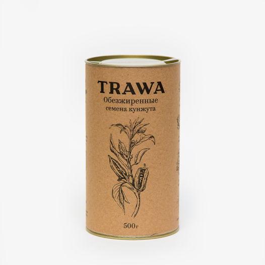 Обезжиренные семена кунжута TRAWA