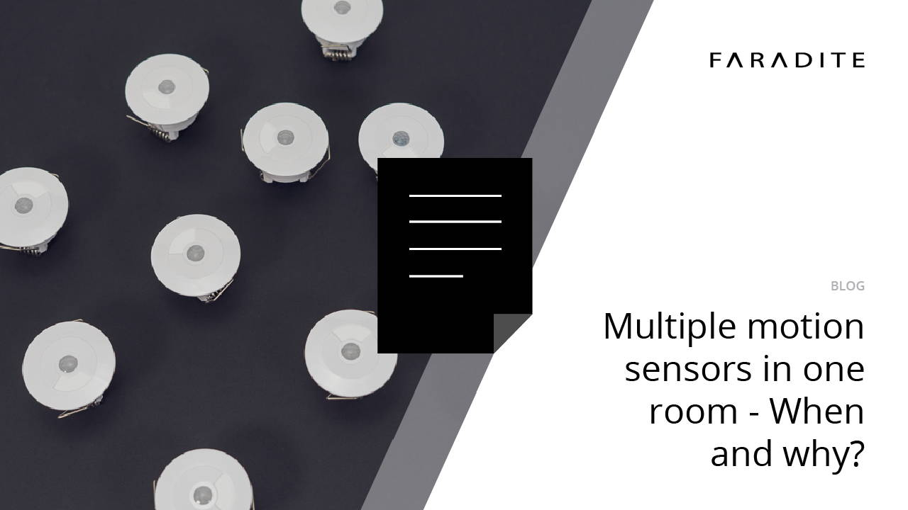 Multiple motion sensors in one room blog