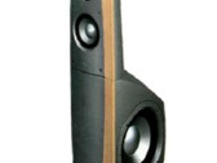 Infinity Intermezzo 4.1t Towers, Classia Center & Surrounds Infinity Intermezzo & Classia home theater speakers