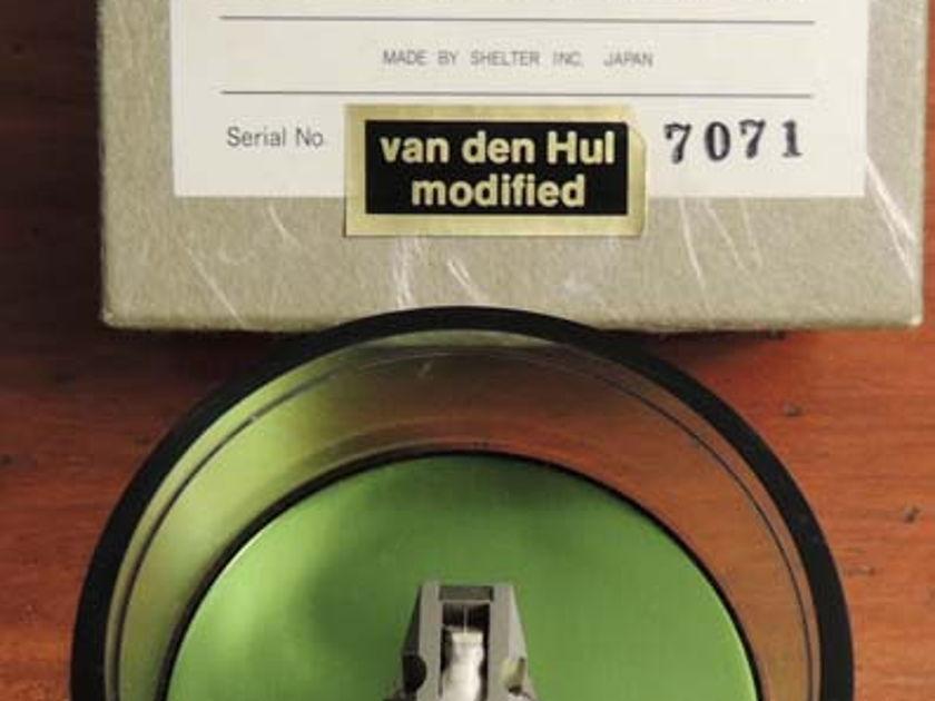 SHELTER 7000 Moving Coil Cartridge, Re-tip x Van den Hul, Customer trade, Warranty! From Audio Revelation