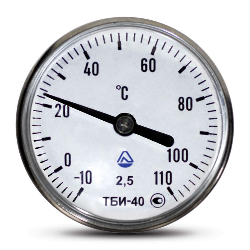Термометры биметалические ТБИ
