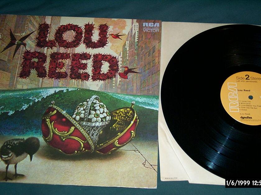 Lou Reed - Lou Reed S/T LP NM