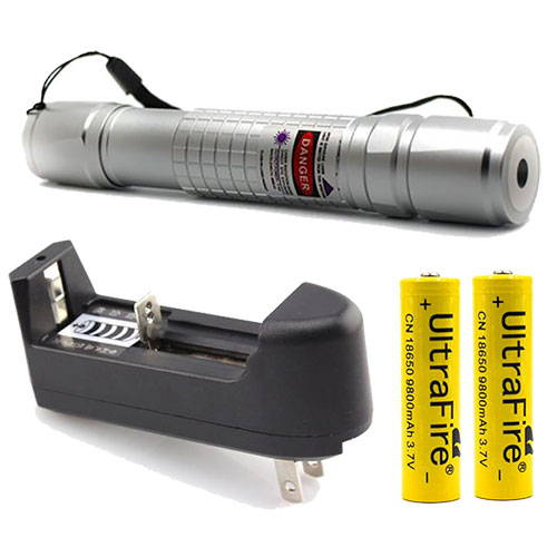 UV Purple Laser Light Kit 395nm