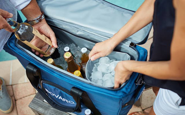 SOVARO SOFT SIDED COOLER