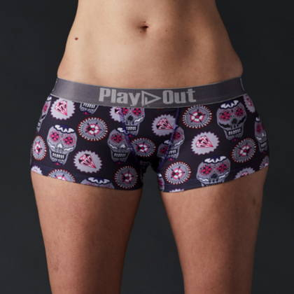 Product Shot Skulls Boxer Briefs Underwear
