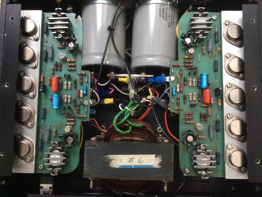 Bedini 25/25 Class A amp