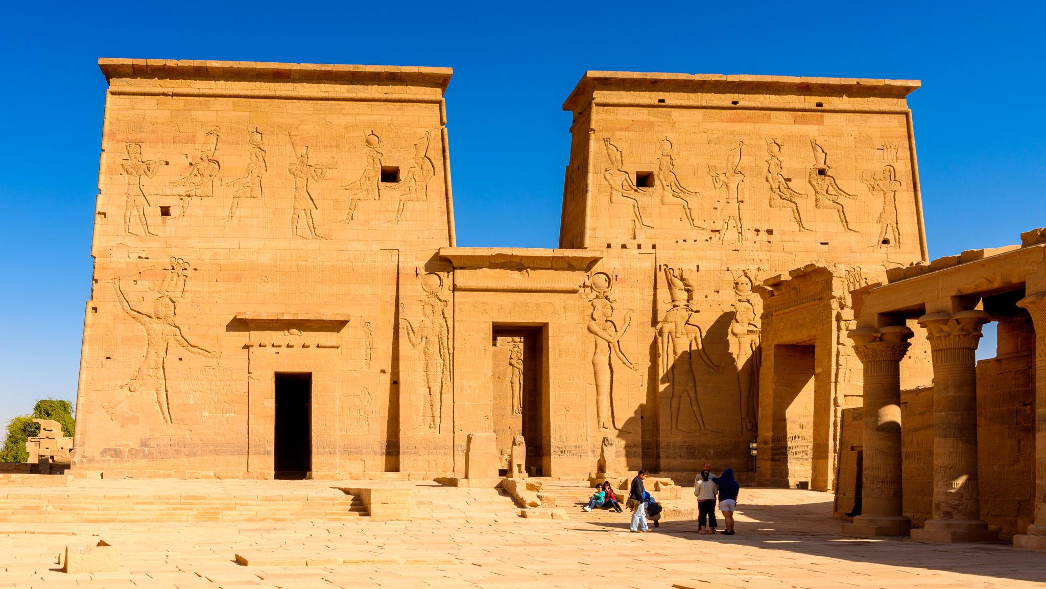 Philae Temple Complex