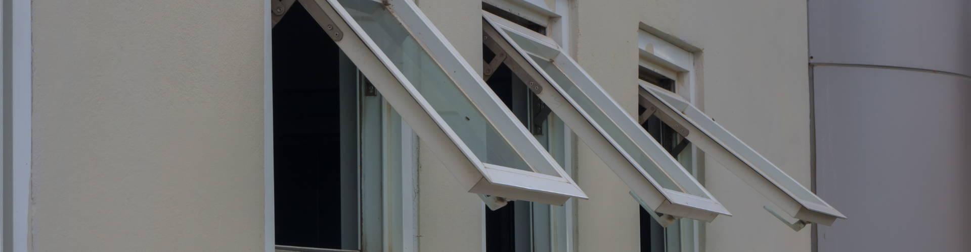 home ventilation open window