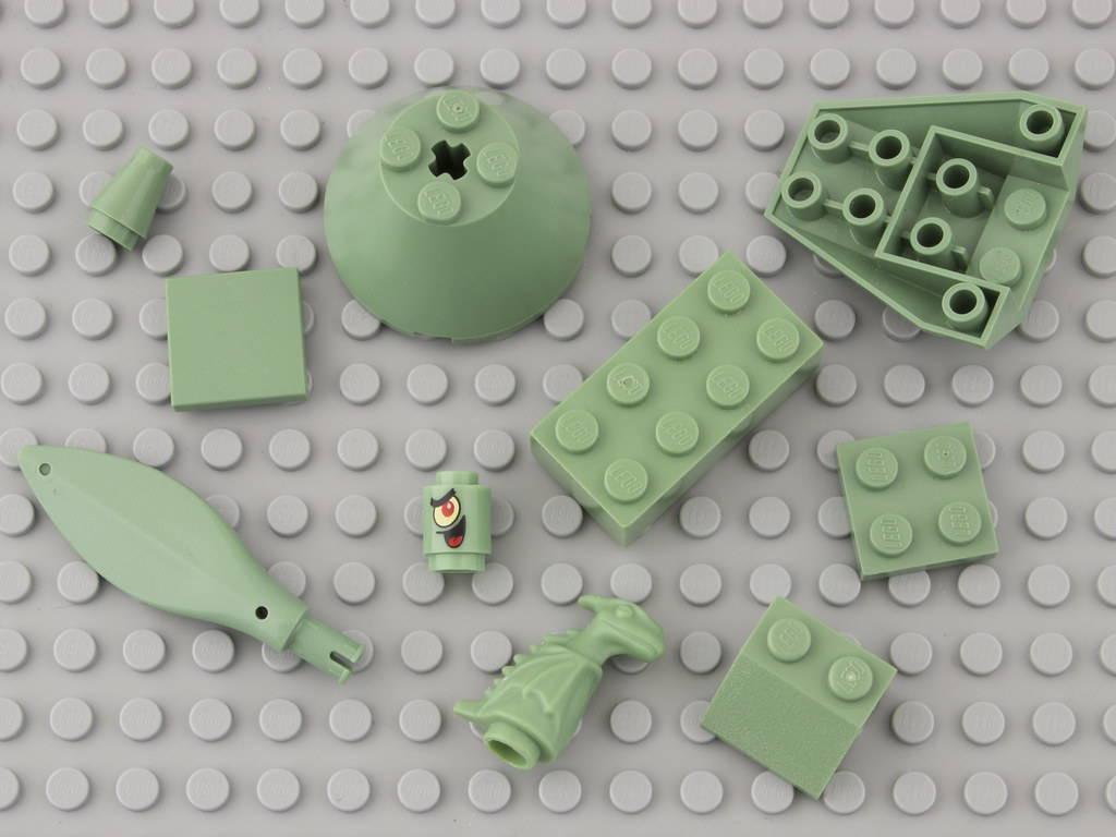 151. Sand Green